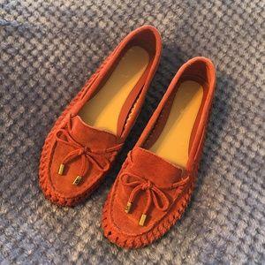 Michael Kors Tassel Loafers EUC size 8